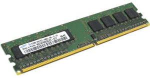 512Mb DDR2 pc-6400